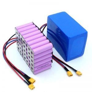 ქარხნული ფასი 18650 ბატარეის მობილური ენერგიის 12V მრავალჯერადი დატენვის Li Ion ლითიუმის ბატარეა იყიდება
