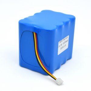 ელექტრონული მოწყობილობები 18650 4S4P 10200mah 16.8v BMS
