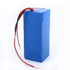 ლითიუმის ბატარეა 18650 72V 100AH 72V 100ah ელექტრო სკუტერი ველოსიპედით ნაკრები მანქანა ლითიუმი ბატარეის პაკეტი
