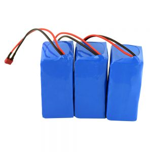 18V 4.4Ah დატენვის მორგებული 5S2P ლითიუმის იონის ბატარეის პაკეტი დენის ხელსაწყოებისთვის