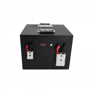 24V 500Ah ლითიუმის იონური Lifepo4 ბატარეა Telecom UPS მზის ენერგიის შესანახად 24V 500Ah