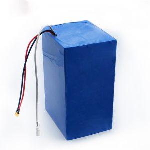 ყველაფერი ელექტრო სკუტერის მოტოციკლეტის 72V 30Ah ლითიუმის ბატარეის ბატარეებში