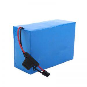 მორგებული 72 ვოლტიანი აკუმულატორი Lithium Ion 72V Battery pack