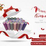 გილოცავთ Christams- ს ყველას მისალოცი Battery Technology Co Ltd- სგან
